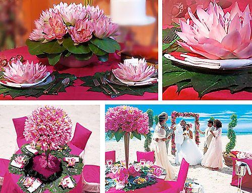 Lotus flower wedding stuff pinterest