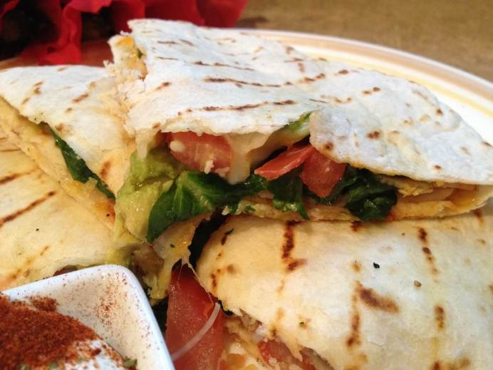 BLT Quesadillas with turkey and avocado | Bacon (and other pork produ ...
