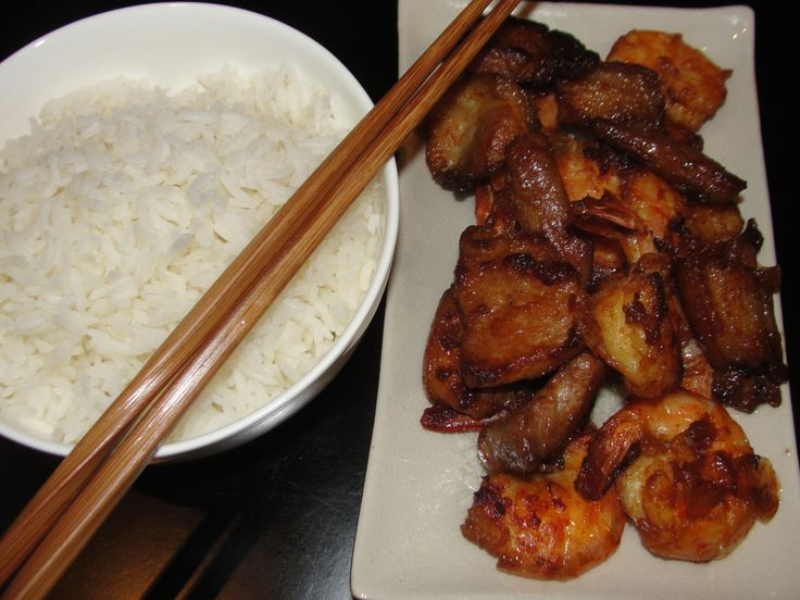 Vietnamese Caramel Shrimp (Tom Rim) Recipes — Dishmaps