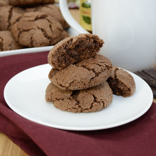Mexican Hot Chocolate Cookies | Recipe