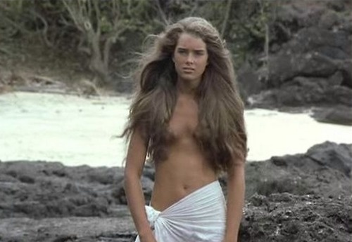 Brooke Shields in The Blue Lagoon 1980 Txxxcom