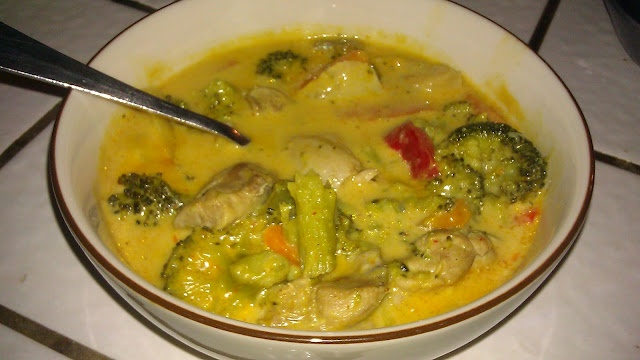 Thai Red Curry Soup | Primal Recipes | Pinterest