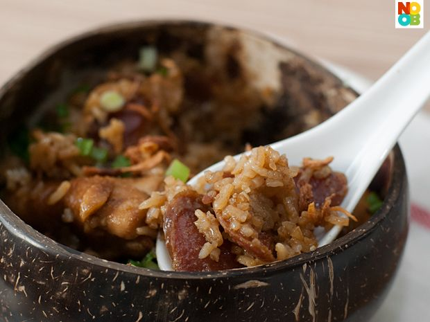 Claypot Chicken Rice, Rice Cooker Recipe | Favourite Recipes | Pinter ...