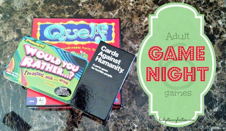 Adult Game Night 16