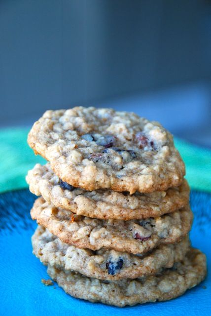 Cranberry Oatmeal Cookies | Recipes I'd like to try | Pinterest