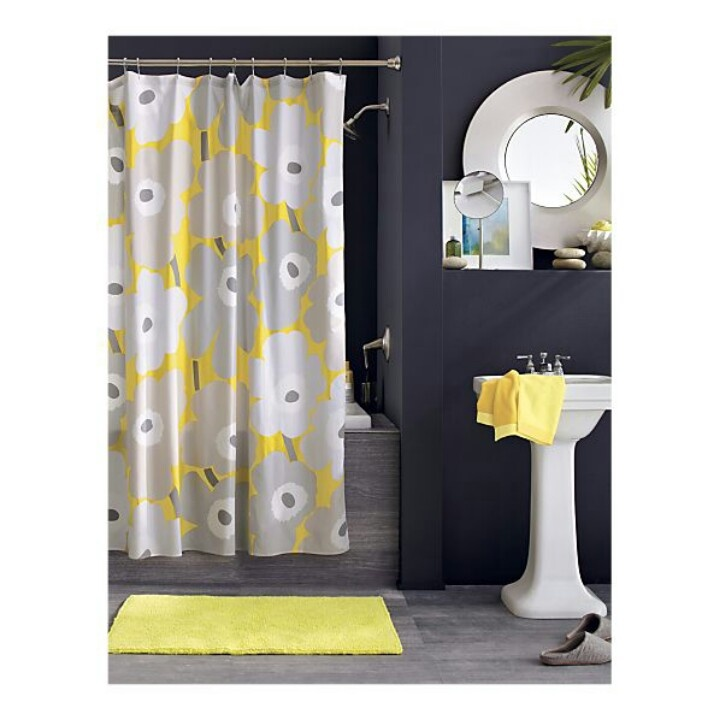 Yellow And Grey Bathroom For My Home Pinterest