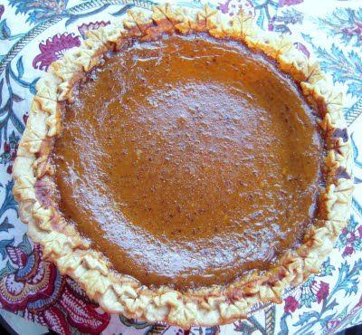Bourbon-Pecan Pumpkin Butter Pie | Plain Chicken | FOOD & DRINK ...