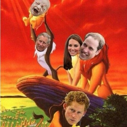 forget every royal baby photo announcement - this is by far the best