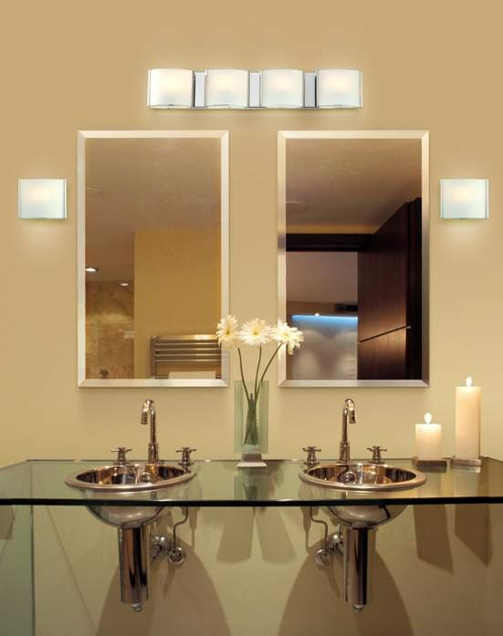 Popular Bathroom Lighting Fixtures Unique 3