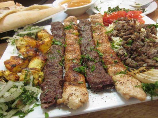Mashawew w kabab palestinian arabic and yummy cuisine for Arlene s cuisine