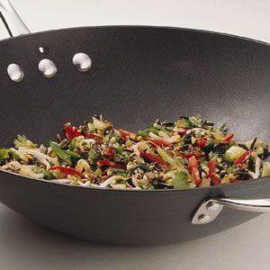Stir Fried Wild Rice Recipe   Dinner   Pinterest