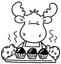 If You Give A Moose A Muffin Coloring Pages Coloring Pages If You Give A Moose A Muffin Coloring Page