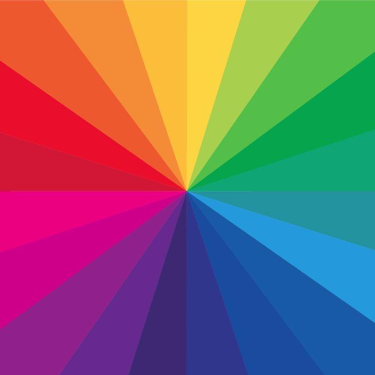 colors images rainbow colour - photo #47