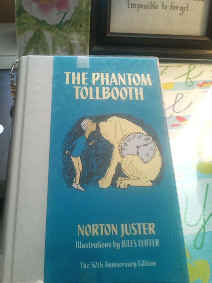 Phantom Tollbooth Extension Activities | Phantom tollbooth | Pinterest