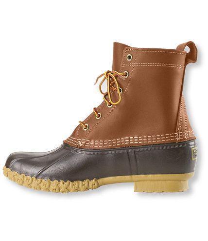 s bean boots by l l bean 8 quot