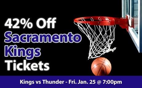 thunder kings tickets