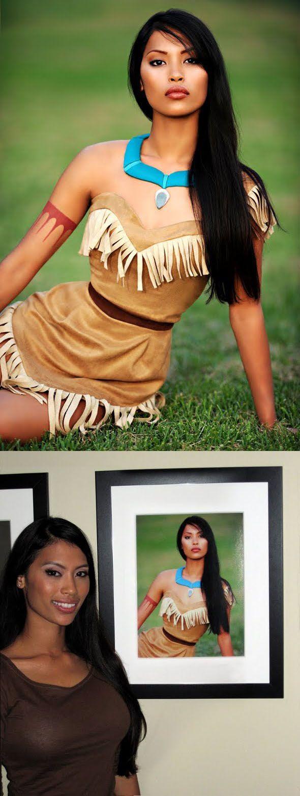 Pocahontas cosplay | P...