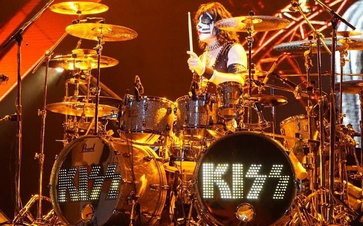 Eric Singer 2013Eric Singer Kiss 2013