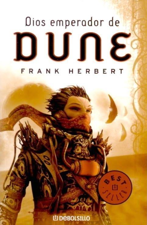 Dios emperador de Dune - Saga clásica de Dune 4