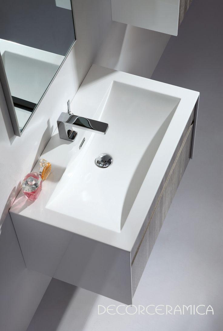 Muebles Para Baño Klipen:36 Floating Wall Mount Bathroom Vanities