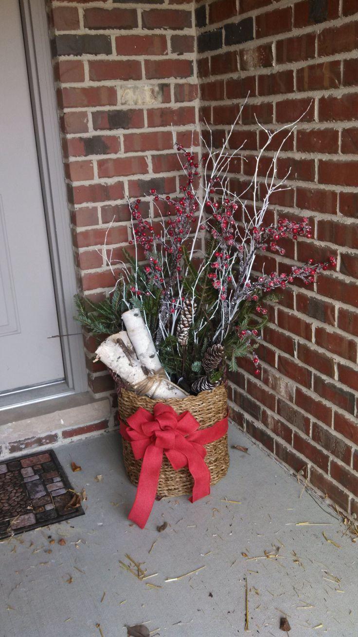 Front Porch Christmas Decor Christmas Decorating Ideas