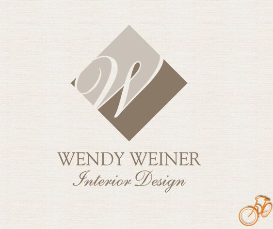 Wendy weiner interior design logo design inspiration for Interior design logo inspiration