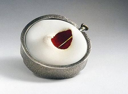 Andy Cooperman   (brooch with a hole)