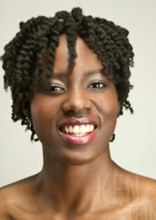 Two strand twist Natural Hair I ♥♥♥