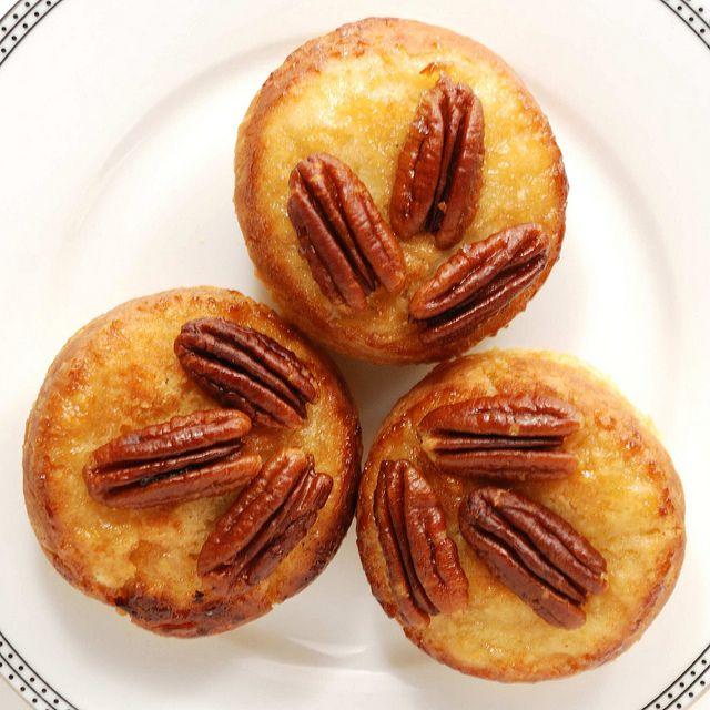 Butterscotch-Pecan Biscuits