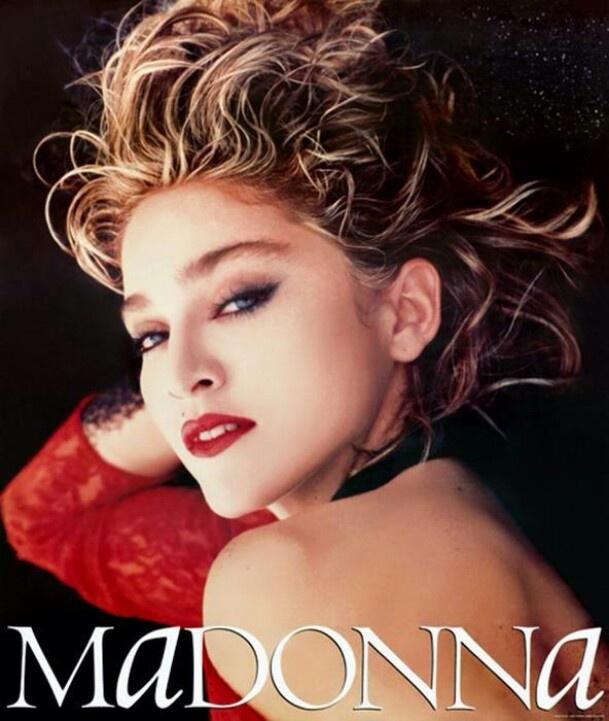 Madonna Like A Virgin US Dance Remix