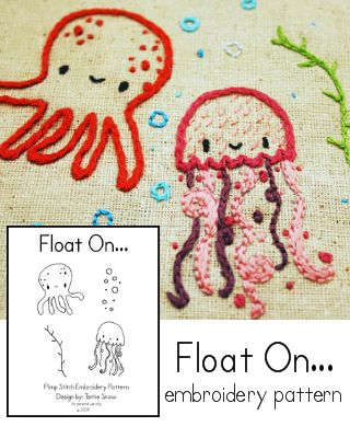 CUTE OCTOPUS SEWING PA...