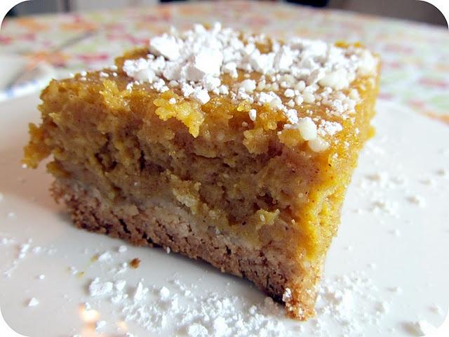 pumpkin gooey butter cake   Cooking   Pinterest