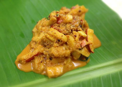... Sabzi (Apple Cooked In Mild Spices With Coconut) Recipes — Dishmaps