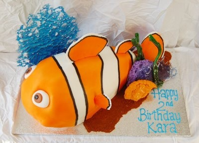Fish shaped cake cakes cupcakes and cookies pinterest for Fish shaped cake