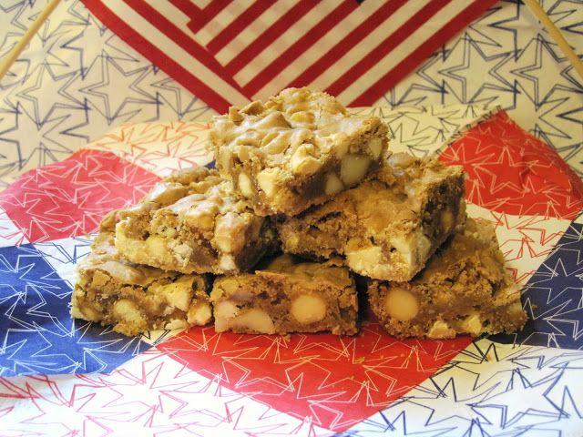 Gluten Free White Chocolate Chip & Macadamia Nut Blondies- Need I say ...