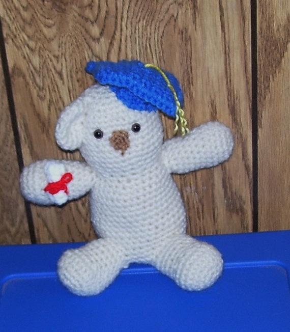Amigurumi Graduation Bear Teddy Bears Pinterest