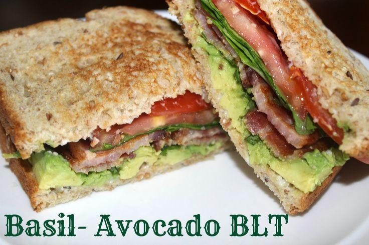 Simply Made...with Love: {eMeals Recipe} Basil- Avocado BLT. One of ...
