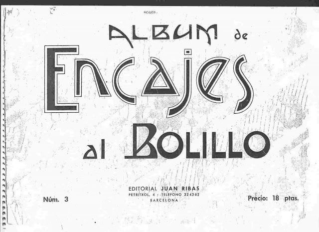 3 ALBUM DE ENCAJES AL BOLILLO antiguos – Blanca Reyes – Picasa tīmekļa albumi
