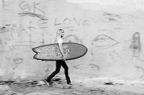 Surf on the m i n d