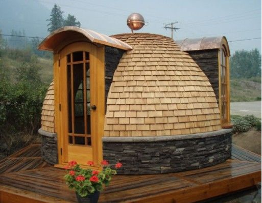 Familiarize yourself with round houses