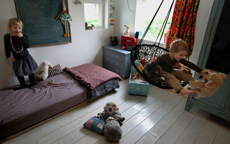 Montessori chambre  Montessori  Pinterest