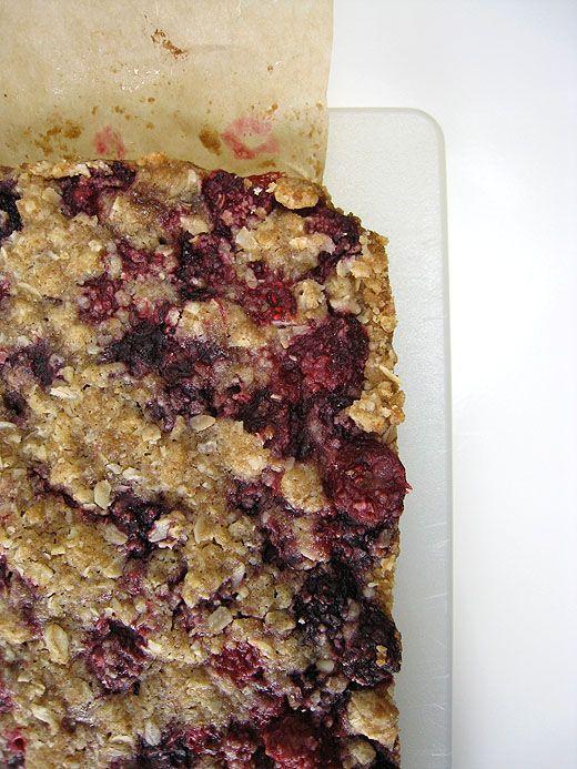 Lottie + Doof » Raspberry Breakfast Bars | Favorite Recipes | Pintere ...