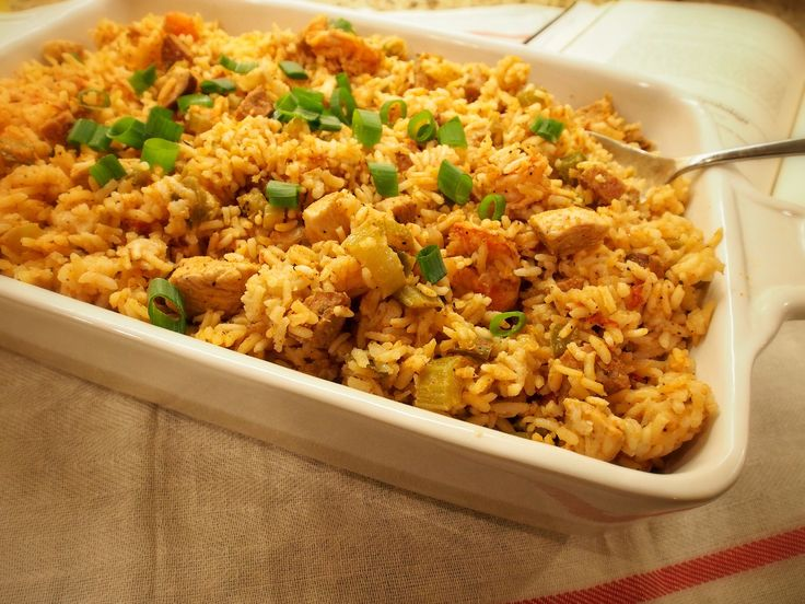 Chicken and Shrimp Jambalaya | Divine Dinners | Pinterest