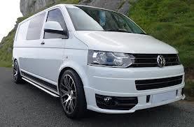 white Multivan image