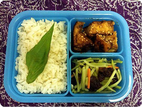 Kung Pao Tofu, Broccoli Salad | Hapa-tite! : Edible Adventures & Cult ...