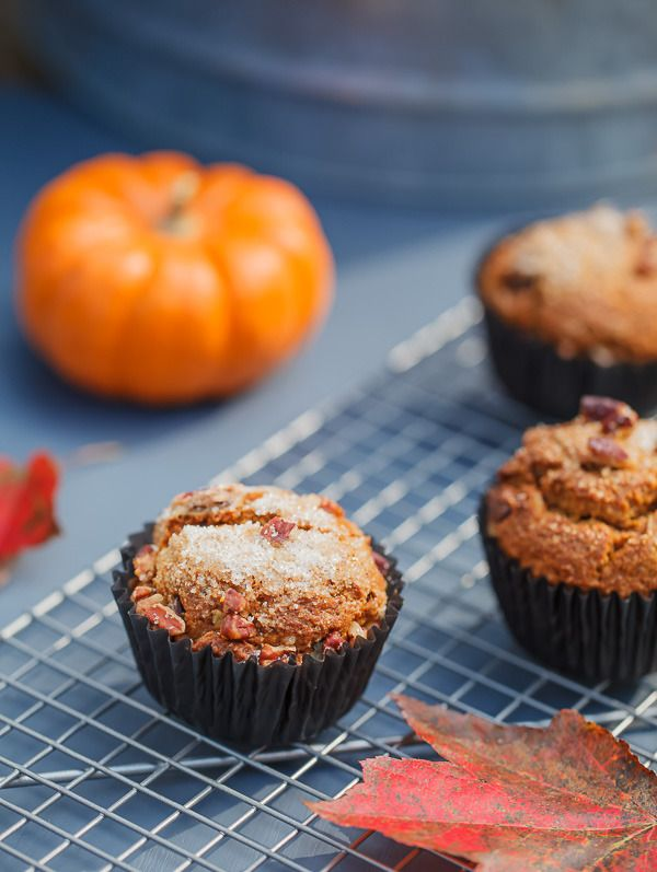 Pumpkin Spice Muffins by 1 Big Bite. pumpkin spice muffins – Related ...