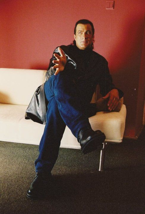Steven Seagal | Steven...