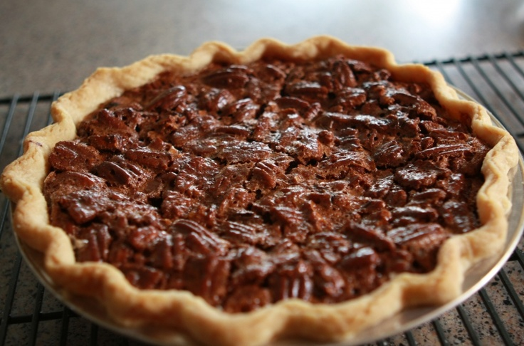 Chocolate Pecan Pie | Pies* Pies* Pies | Pinterest