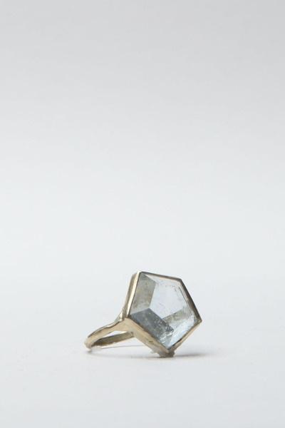 3D Hex Ring / Totokaelo - Aesa