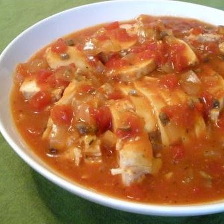 Chicken Cacciatore (Slow Cooker) | Favorite Recipes | Pinterest